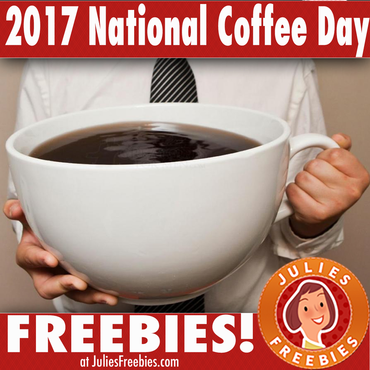 In Celebration Of National Coffee Day Several Places Are Offering Free Cups Or Great Deals Click The Separate Links For Details From
