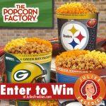Win an NFL Popcorn Tin