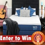 Win a Queen Size Tanda Mattress