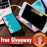 Free Toddy Gear Portable Charger Giveaway