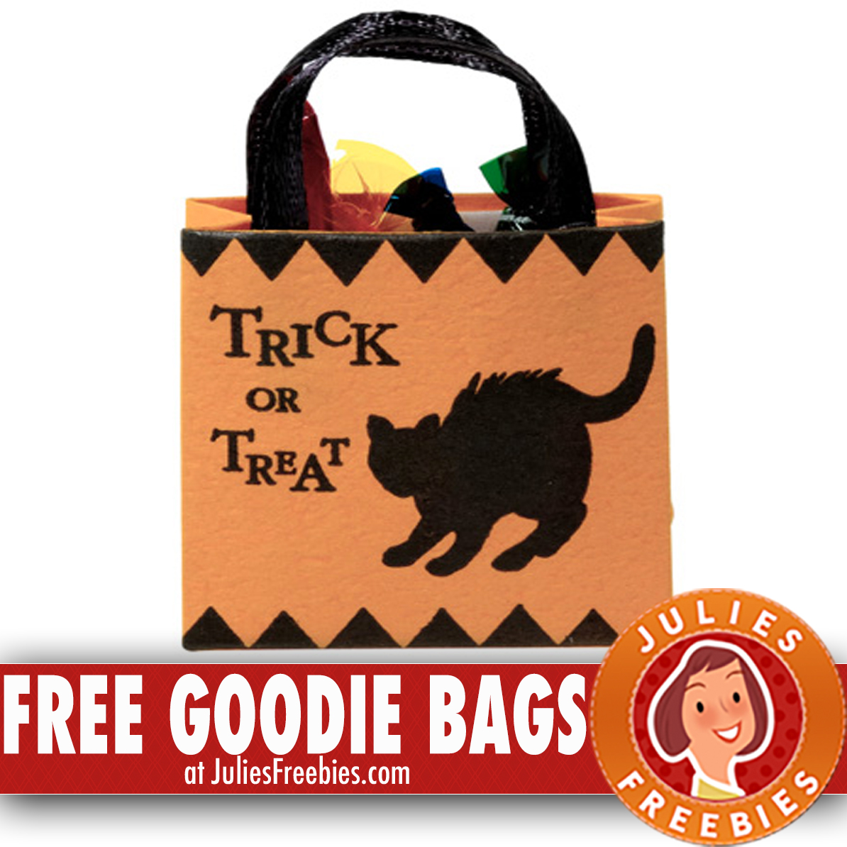 free halloween goodie bags at shoney's - today only - julie's freebies