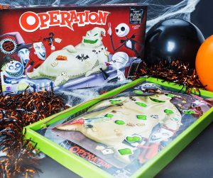 Christmas Operation Game.Win A Nightmare Before Christmas Operation Game Julie S