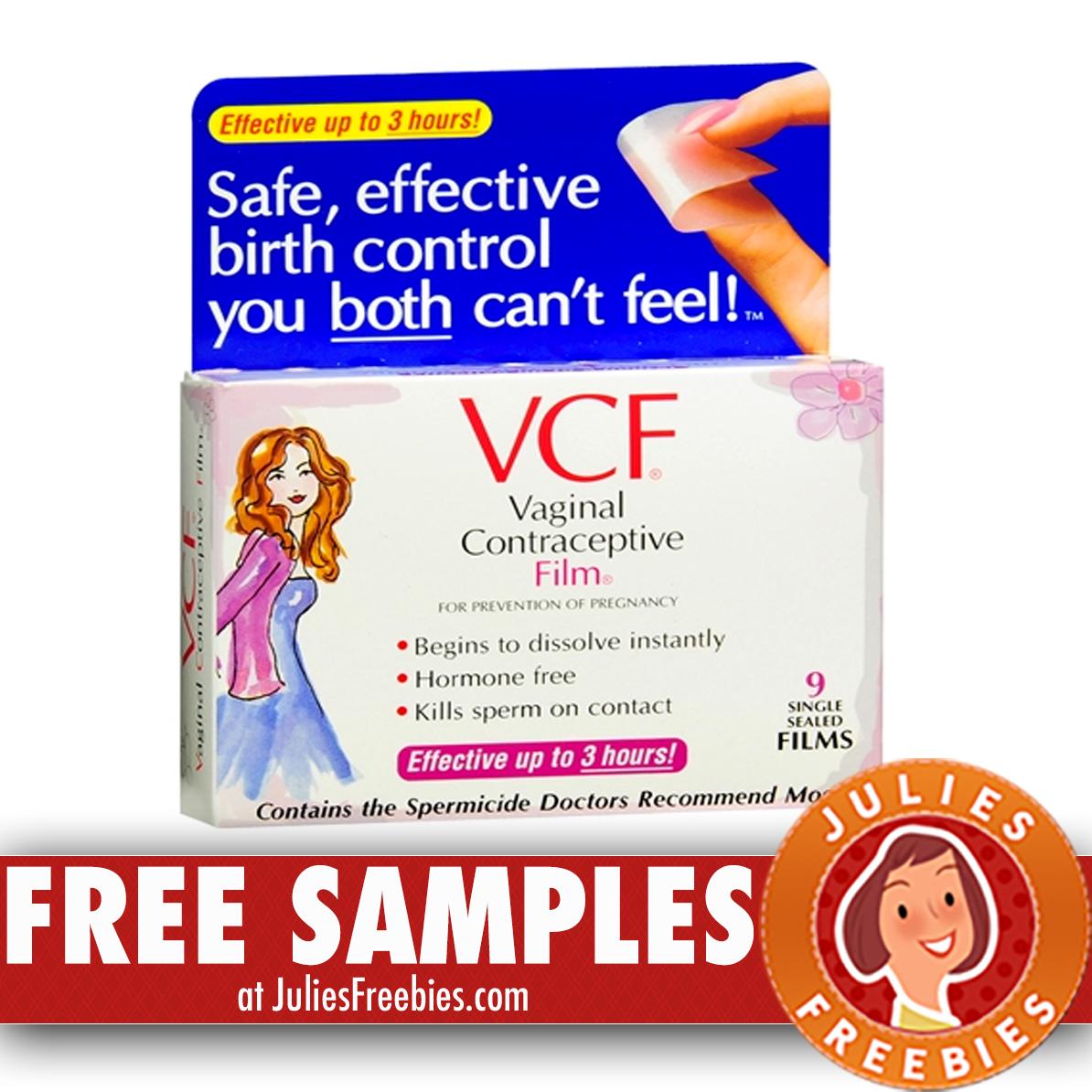 free birth control samples