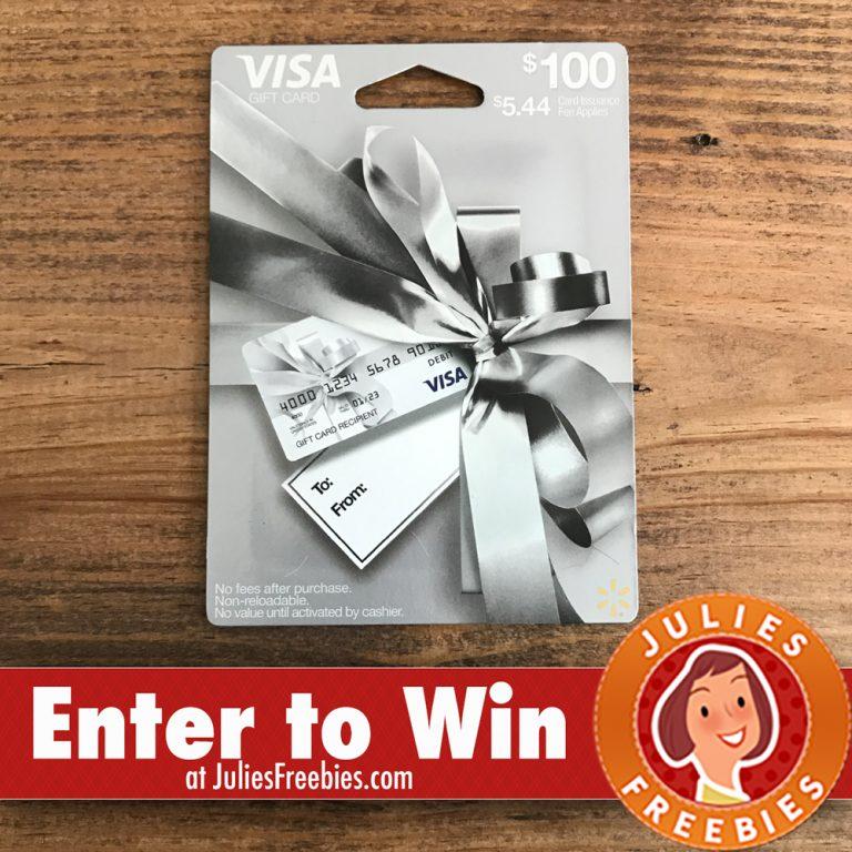 Win A $500.00 Visa Gift Card