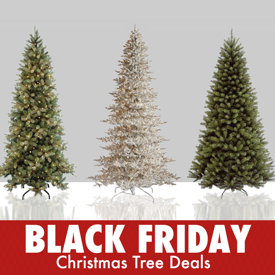 black friday christmas tree deals julies freebies - Black Friday Deals Christmas Decorations