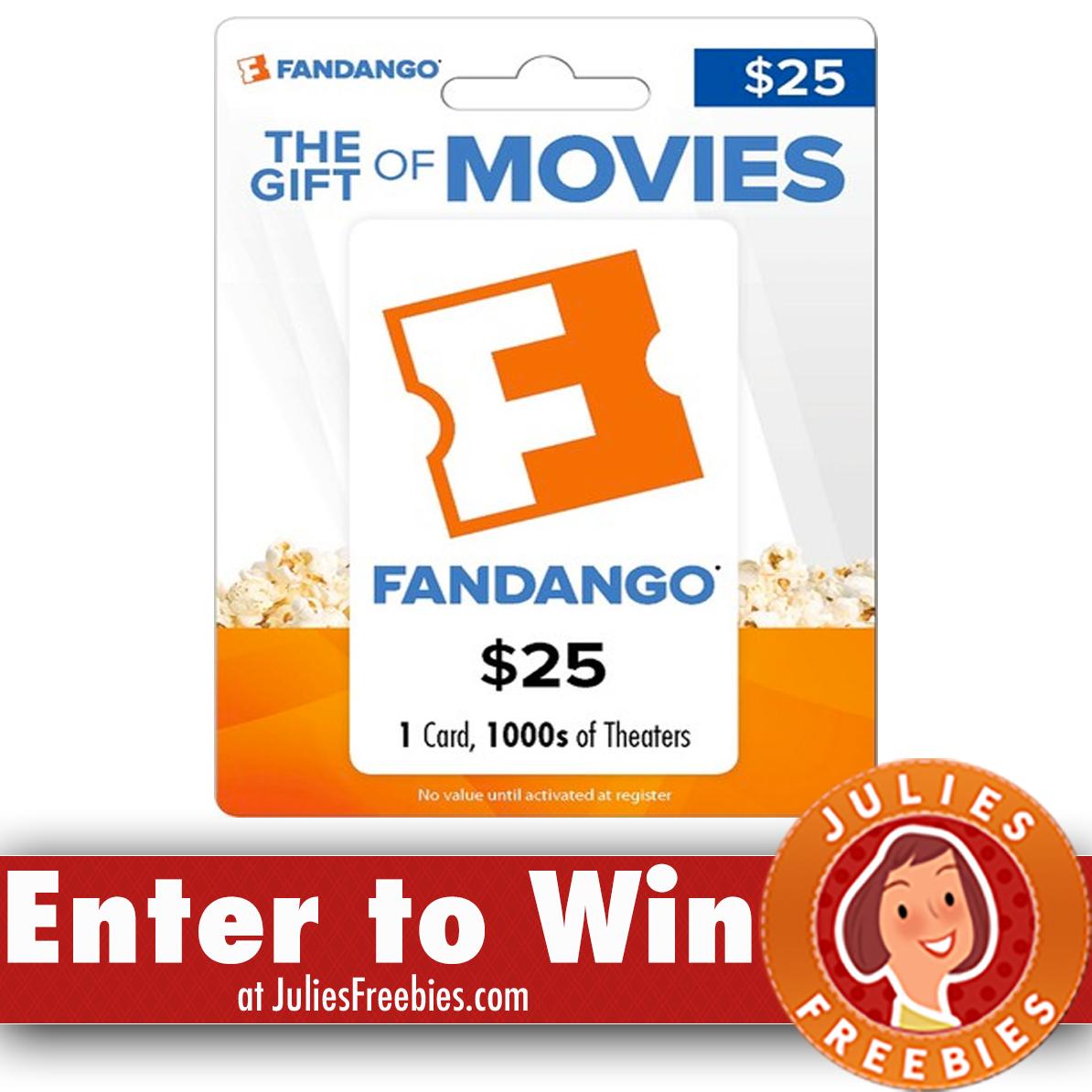 Fandango instant win game