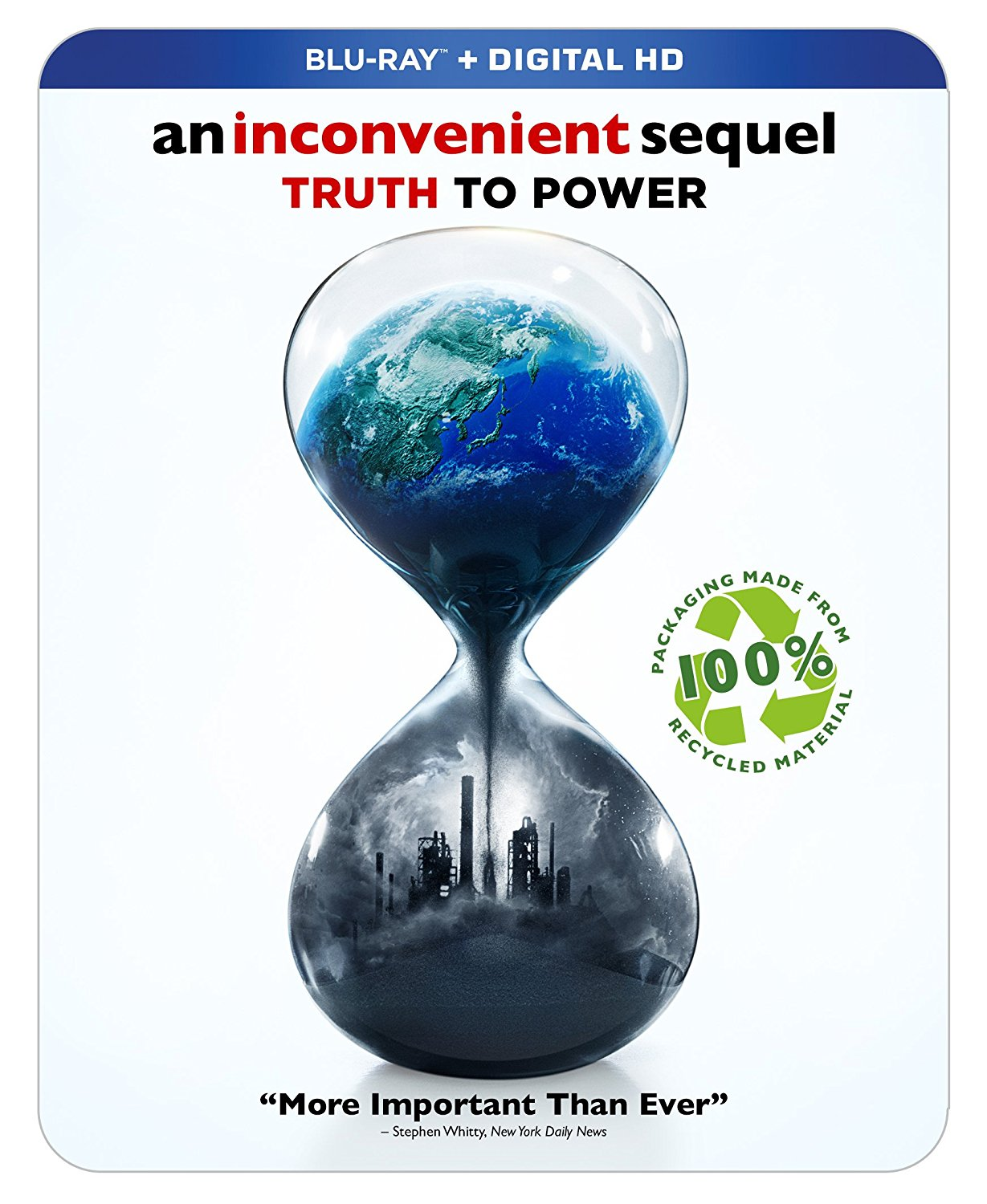 Enter To Win 1 000 Gift Card From Blu Dot: Win A An Inconvenient Sequel: Truth To Power On Blu-Ray