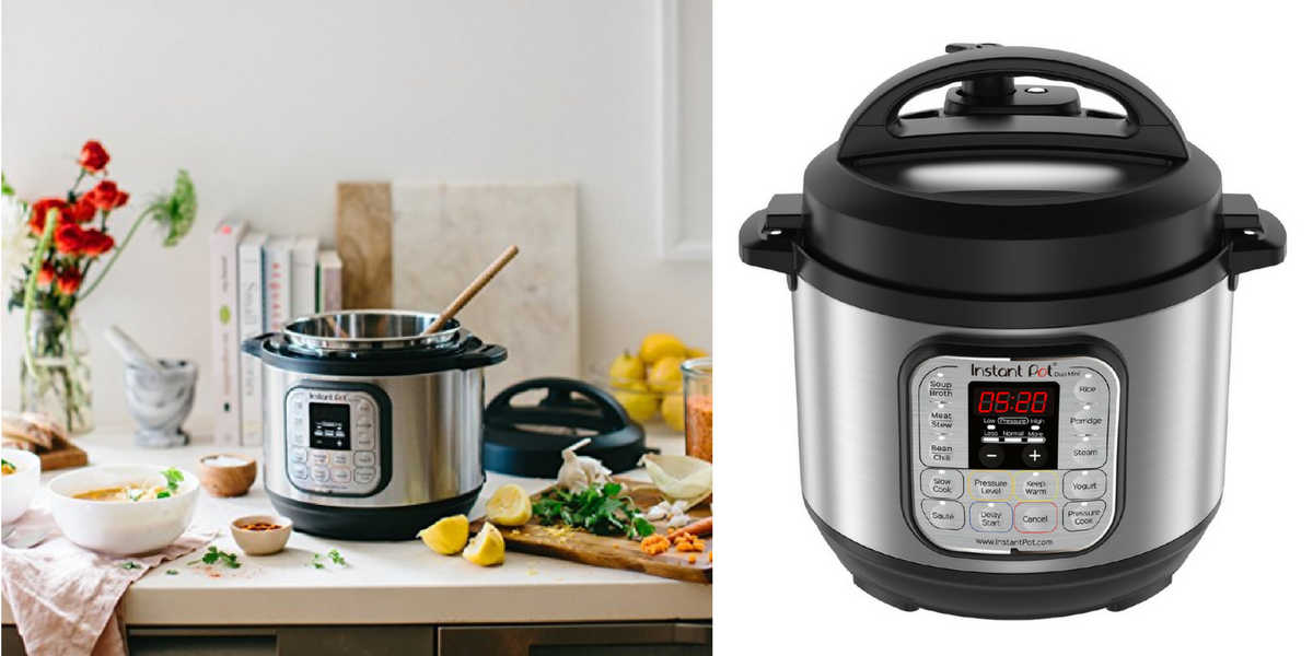 New Pot DUO80 8 Qt 7-in-1 Multi Slow Instant. Use Programmable Pressure Cooker
