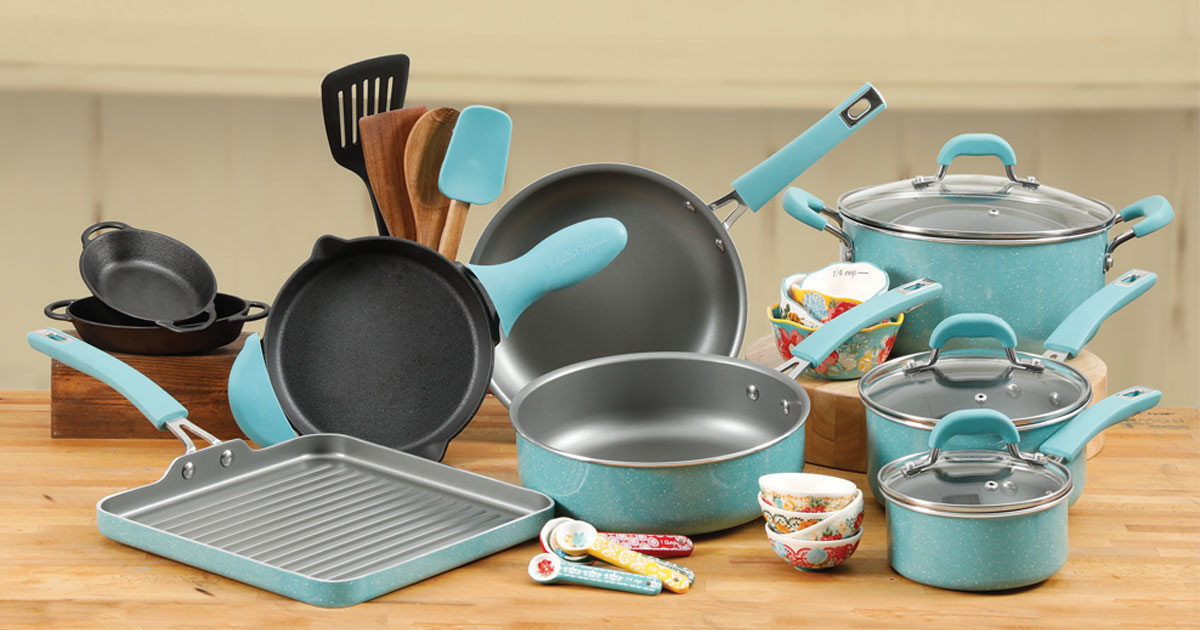 pioneer woman bakeware. pioneer woman is all the rage, we love everything here at julie\u0027s freebies and black friday has some great deals, new exclusive sets! bakeware