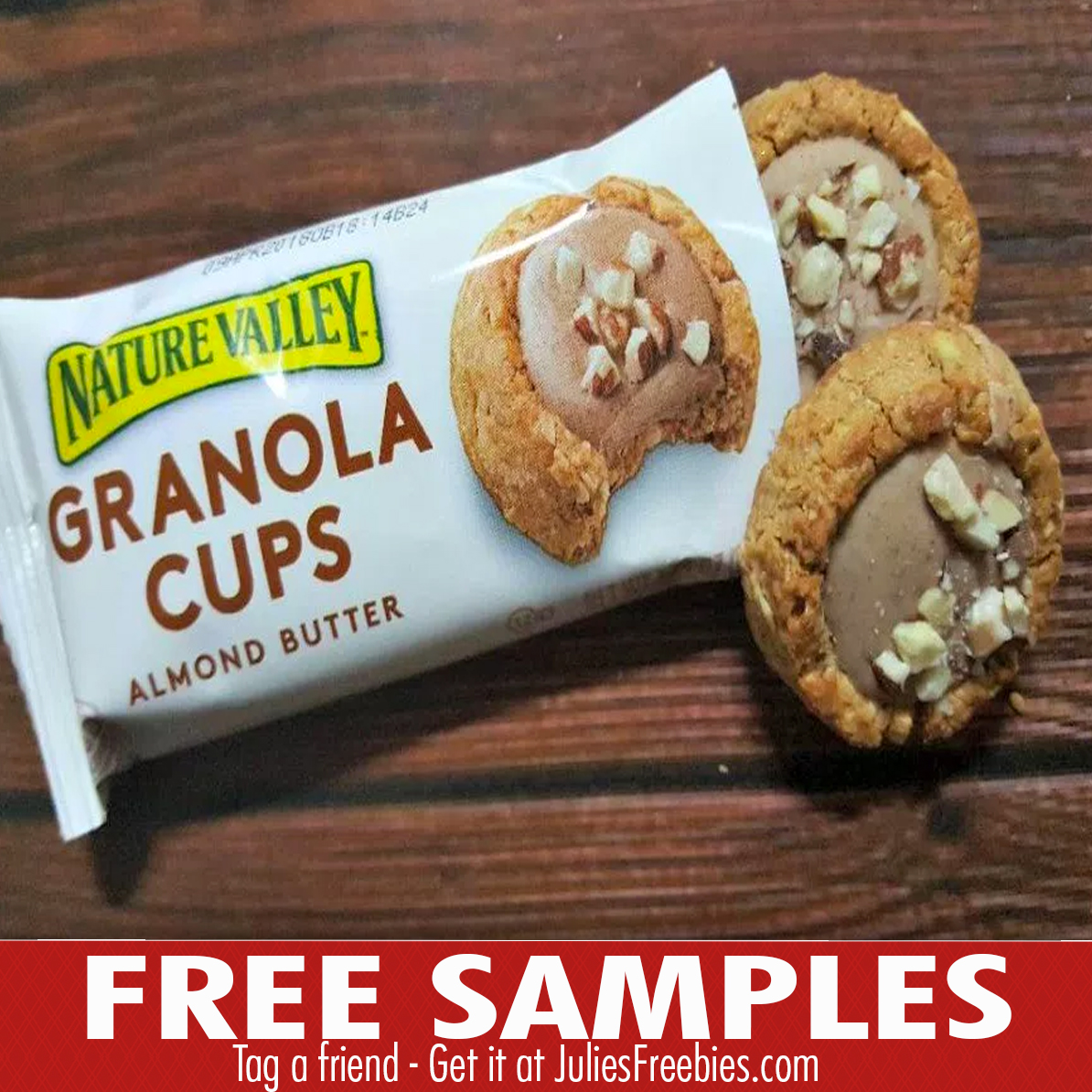 Free Nature Valley Granola Cups at Walmart - Julie's Freebies