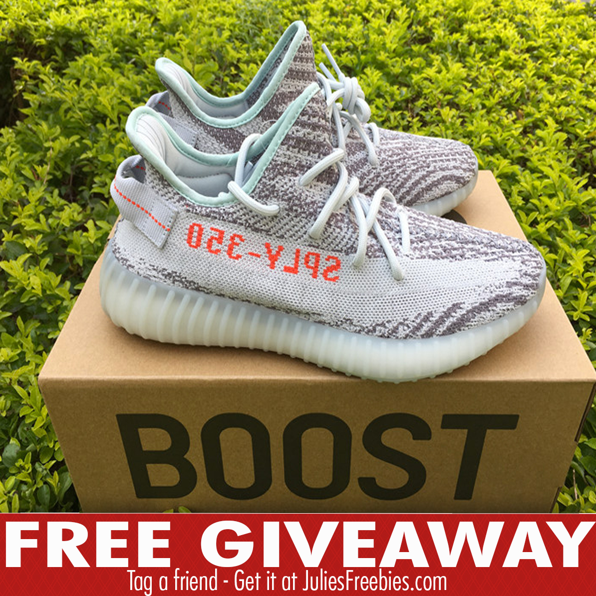 3429e1c2f347a Here is an offer where you can enter the Adidas Yeezy Boost Shoes giveaway.