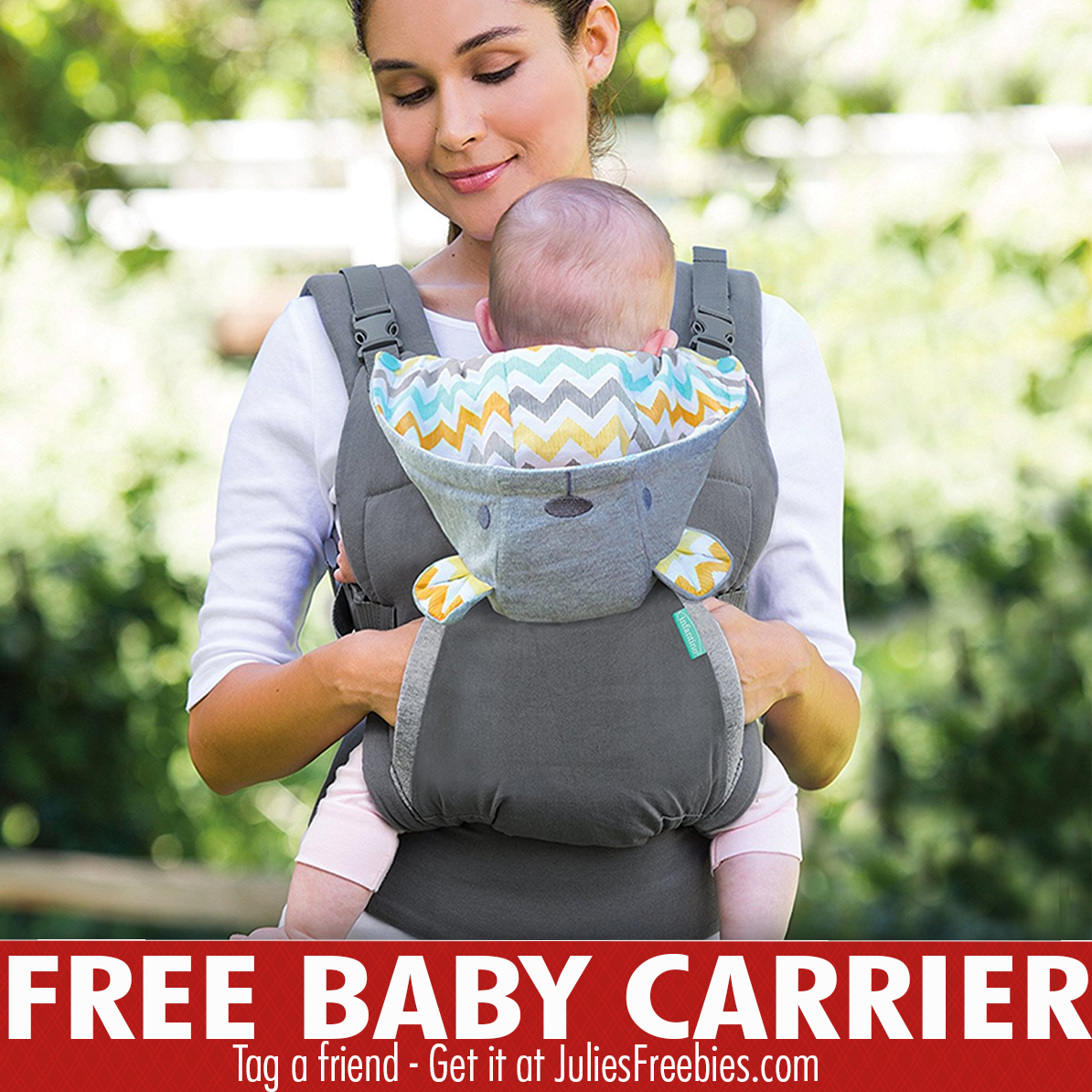 50 Selected Possible Free Infantino Baby Carrier Julie S Freebies