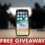 Navigator Paper Apple iPhone X Sweepstakes