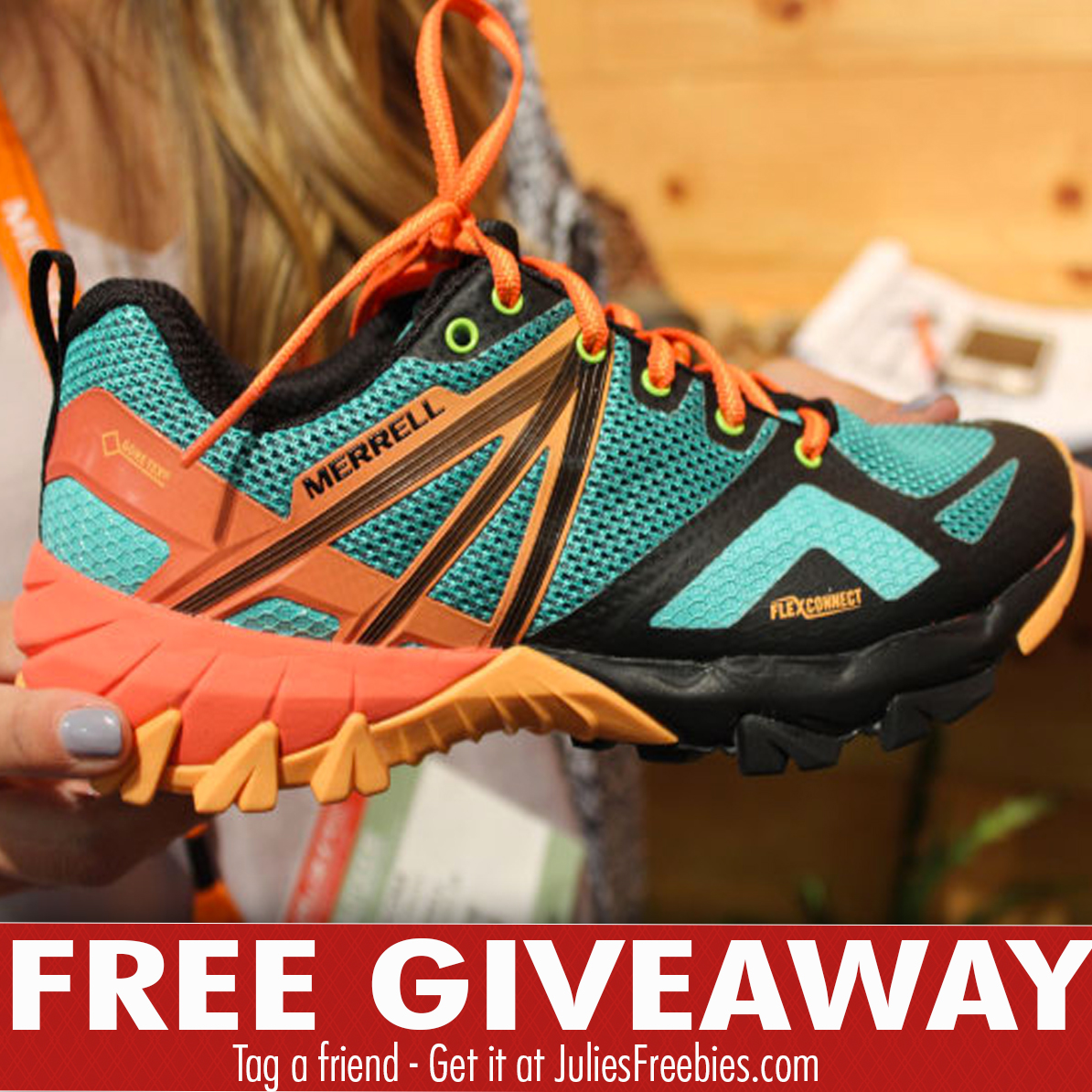 Here Is An Offer Where You Can Enter The Merrell Mqm Shoe Giveaway From