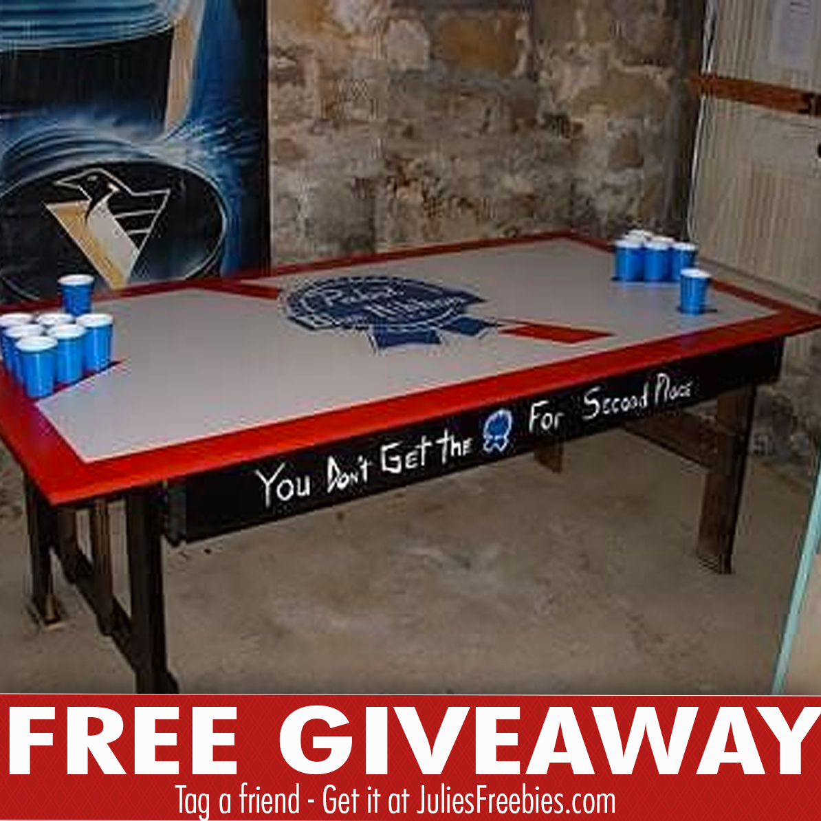 Man Cave Craft Eats Target : Winners pbr man cave sweepstakes julie s freebies