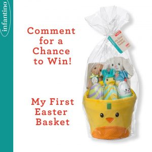 Infantino easter basket giveaway julies freebies here is an offer where you can enter the infantino easter basket giveaway negle Gallery