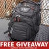 Callaway Golf's OGIO Renegade RSS Backpack Sweepstakes