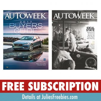Free Magazines Archives - Julie's Freebies