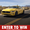 Ford Shift into Drift Sweepstakes