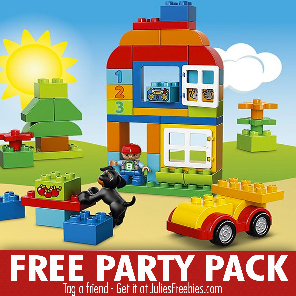 1000 Selected Apply To Host A Host A Lego Duplo House Party