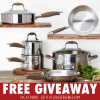 Steamy Kitchen's Anolon Cookware Giveaway
