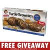 The Little Debbie Turtle Brownie Giveaway