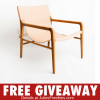 Barnaby Lane Smith Armchair Sweepstakes