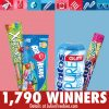 Airheads You Chews Summer Sweepstakes & Instant Win Game