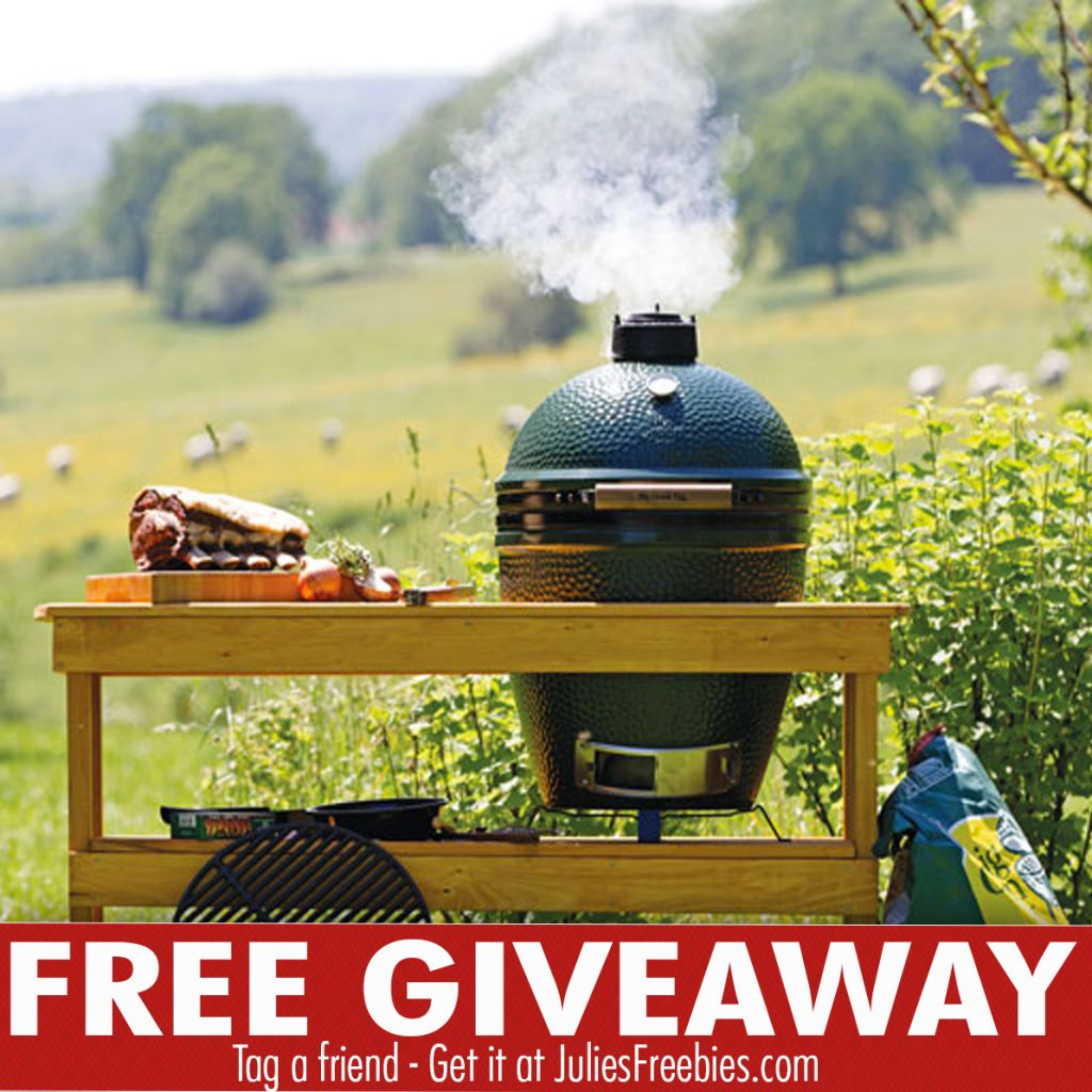 Ashely Homestore's Outdoor BBQ Sweepstakes - Julie's Freebies