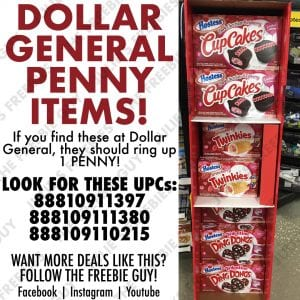 Dollar General Penny Shopping List 2019 - Julie's Freebies