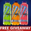 Monster HYDRO Sweepstakes