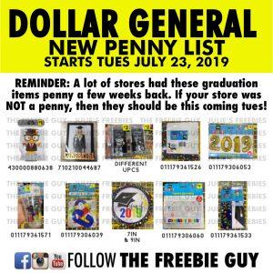 penny deals at dollar general november 2019