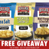 Boulder Snacks Sweepstakes