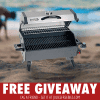 Mobile Modular Portable Grill Giveaway
