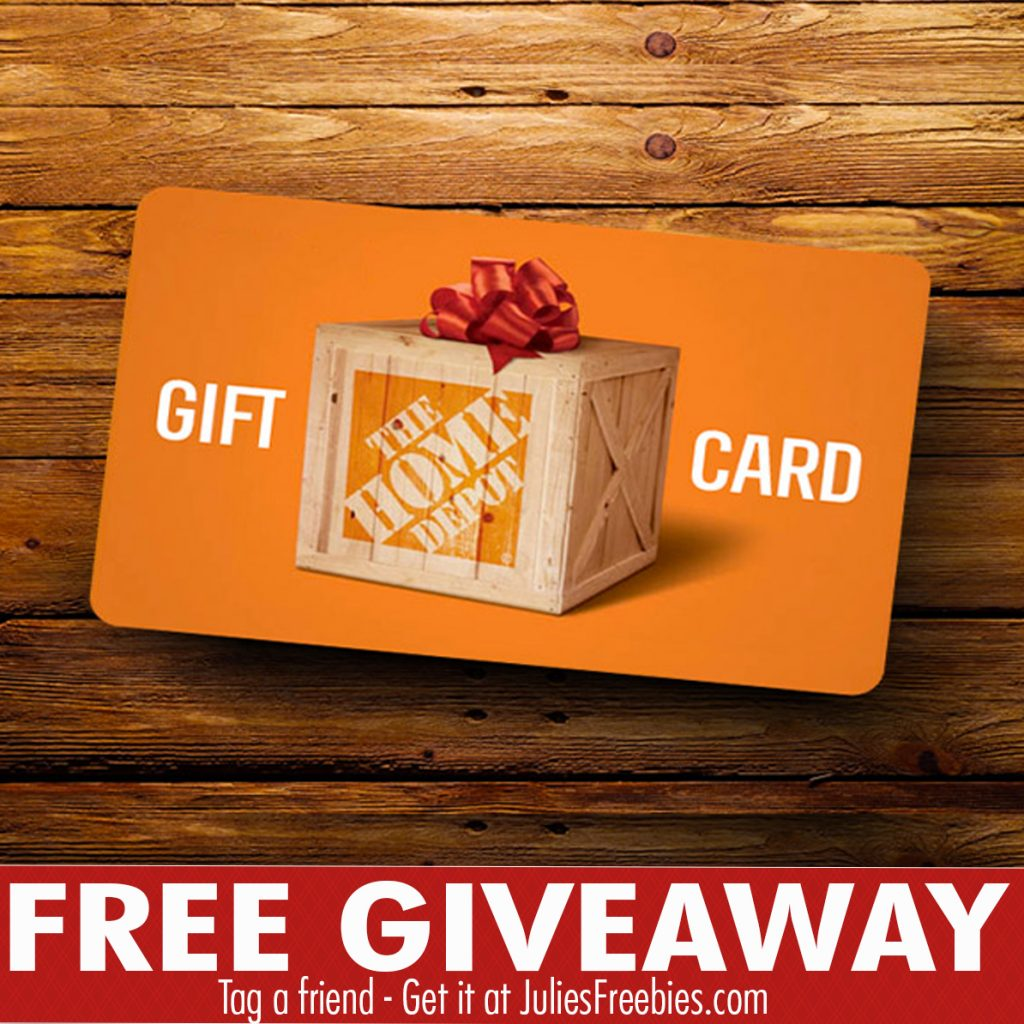 Gorilla Glue $250 Home Depot Gift Card Giveaway - Julie's Freebies