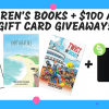 Children's Book and Amazon Gift Card Giveaway