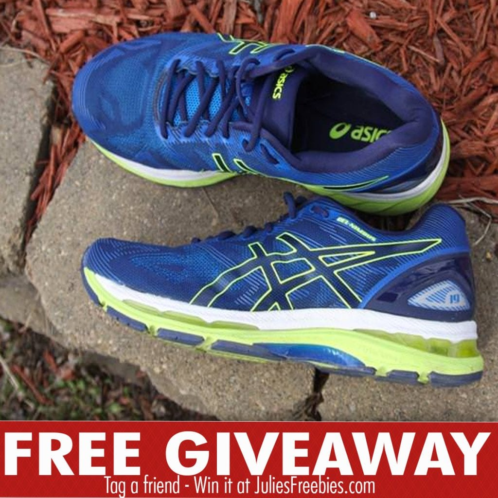 Win a Pair of Brand New Asics Julie's Freebies