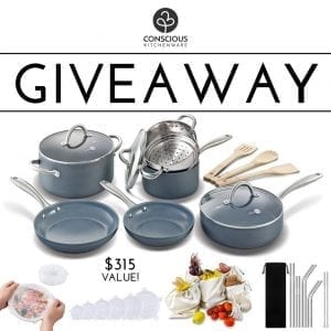 Eco Friendly Cookware U0026 Kitchen Set Giveaway