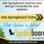 LIMITED SPOTS OPEN: Earn $1 – $5 for Surveys with Springboard America