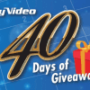 Family Video 40 Days of Giveaways