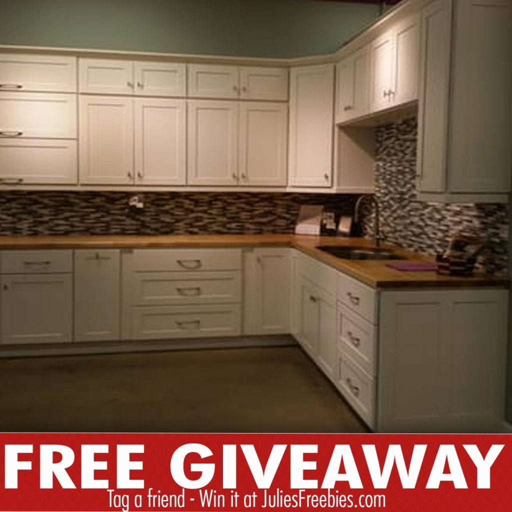 2018 Fall Kitchen Makeover Sweepstakes