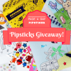 Pipsticks Back to School Giveaway