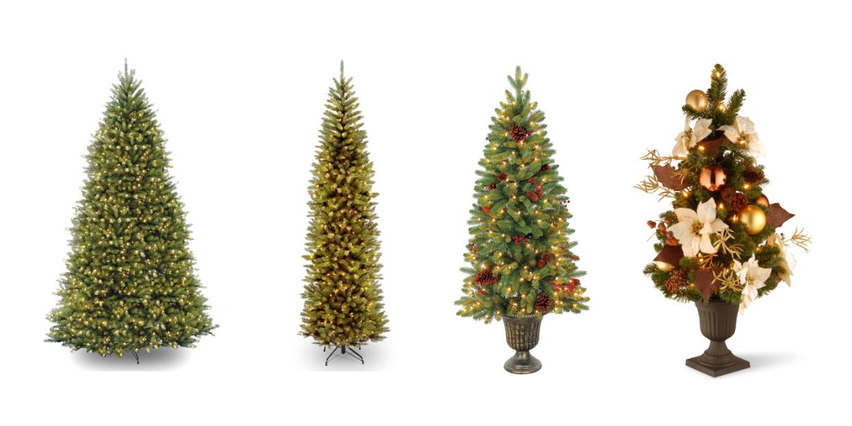 Up To 60% OFF Artificial Christmas Tree's At Michael's