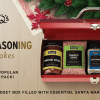 Tis' The Seasoning Sweepstakes