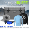 Filthy Frozen Giveaway