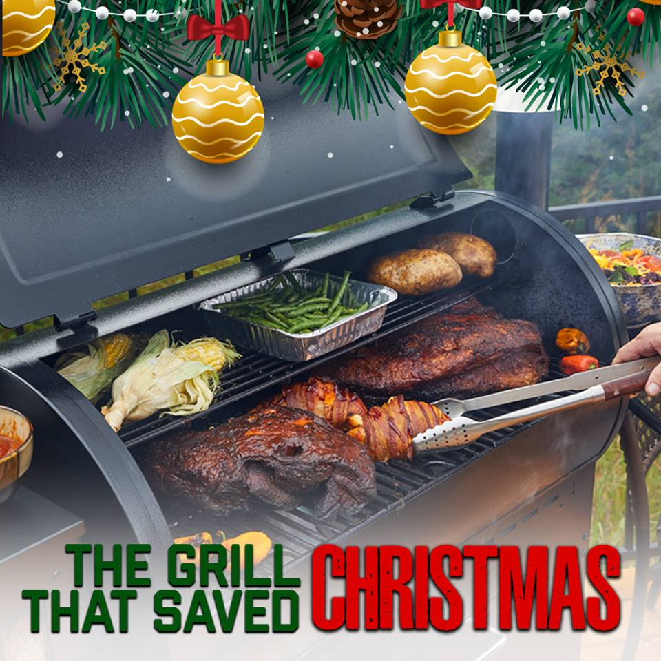 Pit Boss December Grill Giveaway - Julie's Freebies