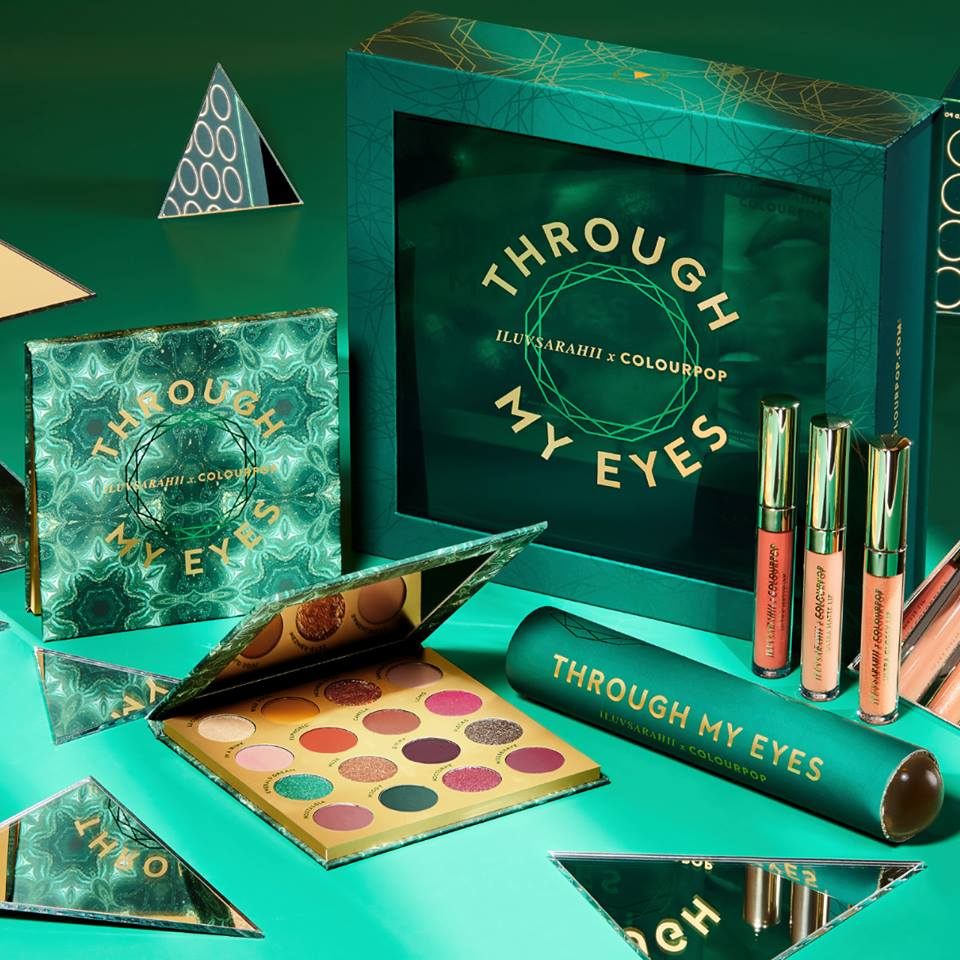 ColourPOP Through My Eyes Giveaway