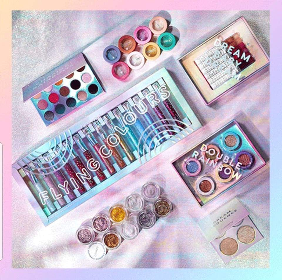 ColourPop Holiday Collection Giveaway
