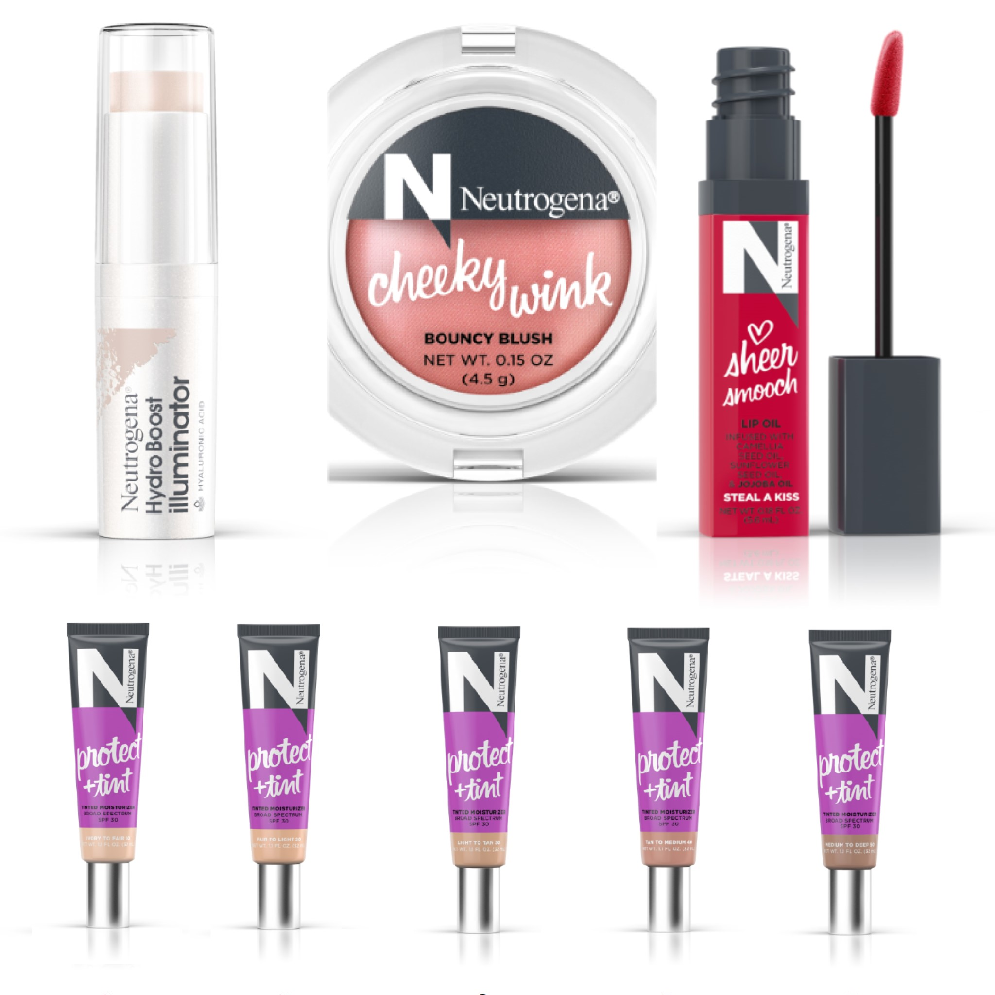 Here is an offer where you can apply to try SEVERAL new Neutrogena make up products from Home Tester Club in exchange for your honest review.