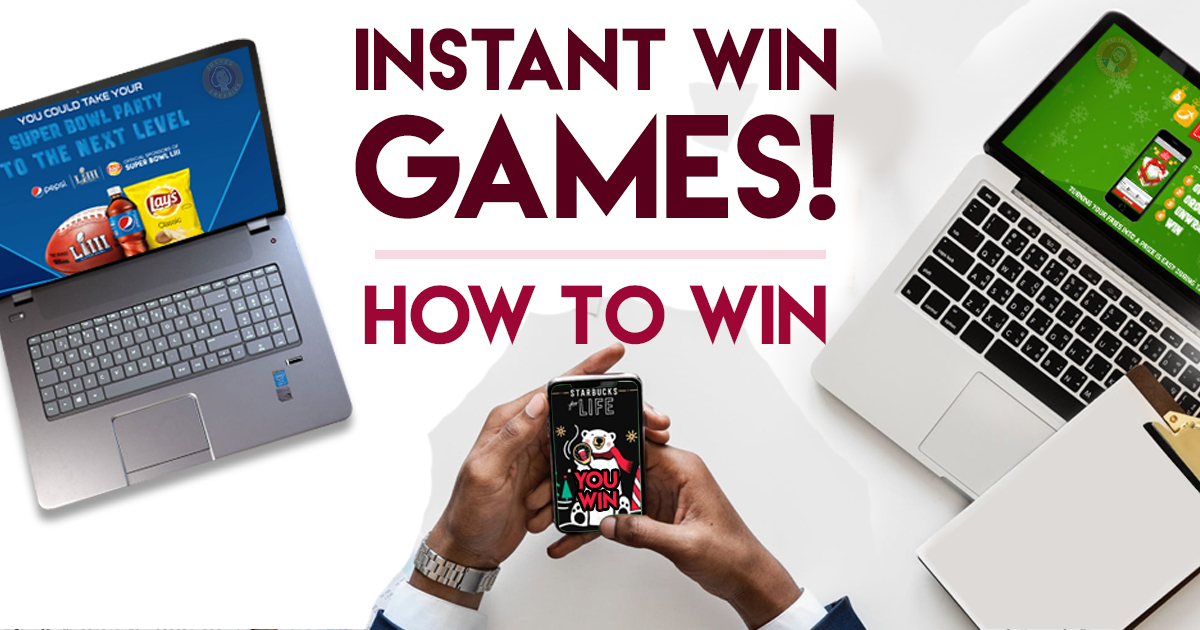 Instant Win Games and How to Win